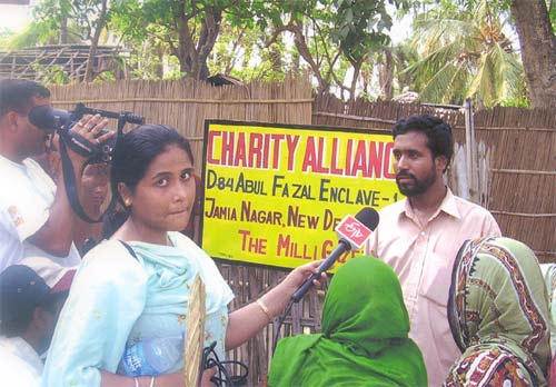 Charity Alliance Relief Social Welfare India Zakat